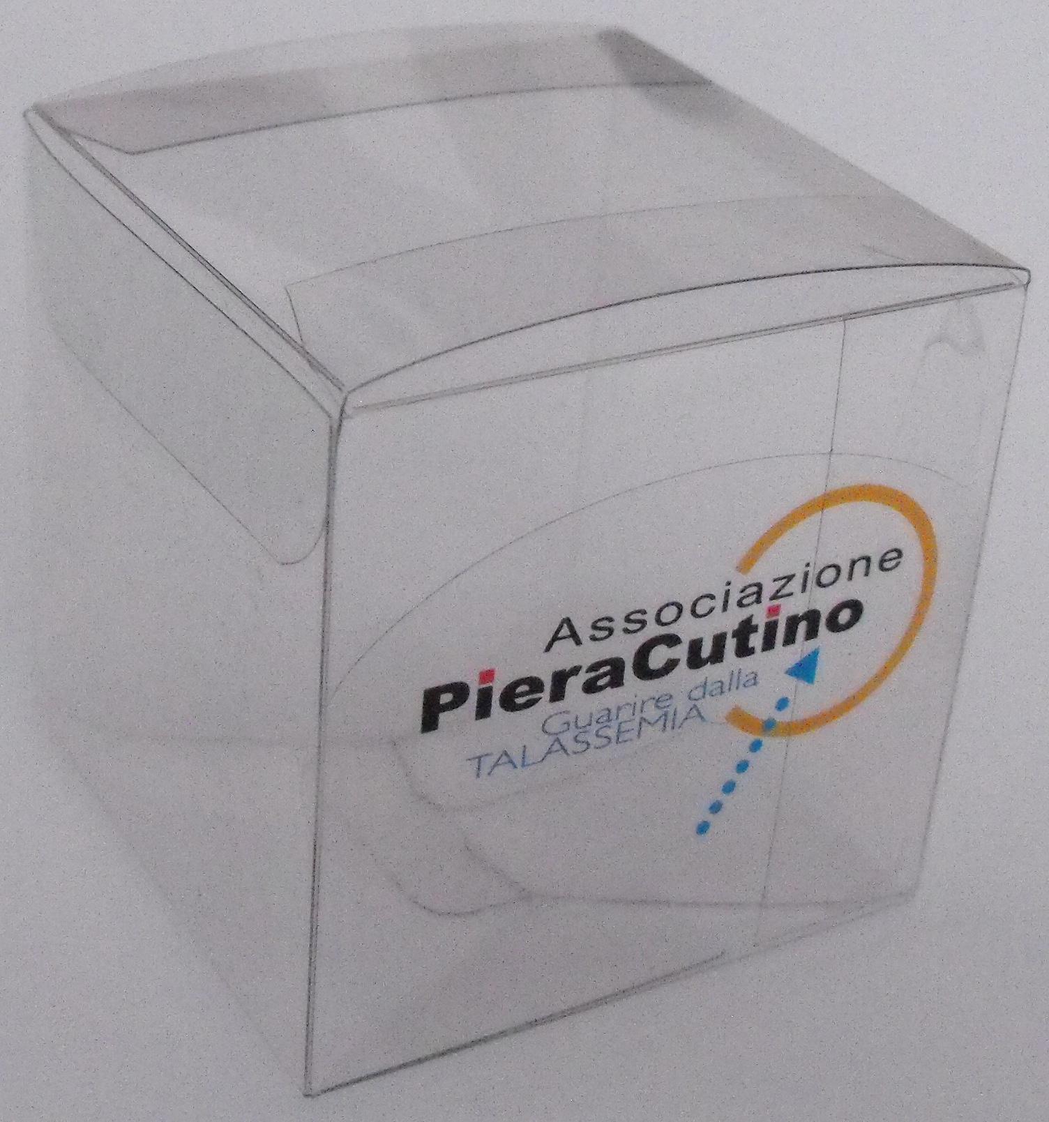 Scatola Cubo PVC