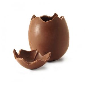 Uova di finissimo cioccolato 500 gr
